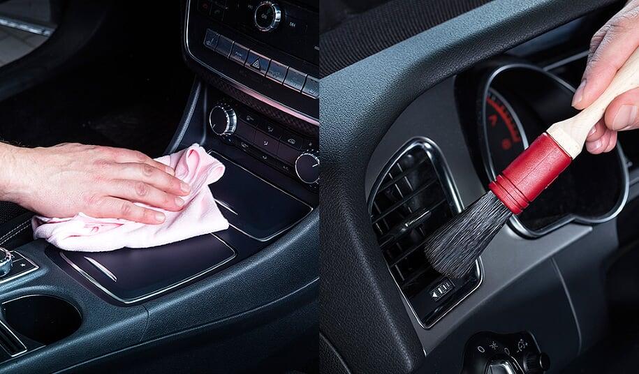 Auto-Innenreinigung