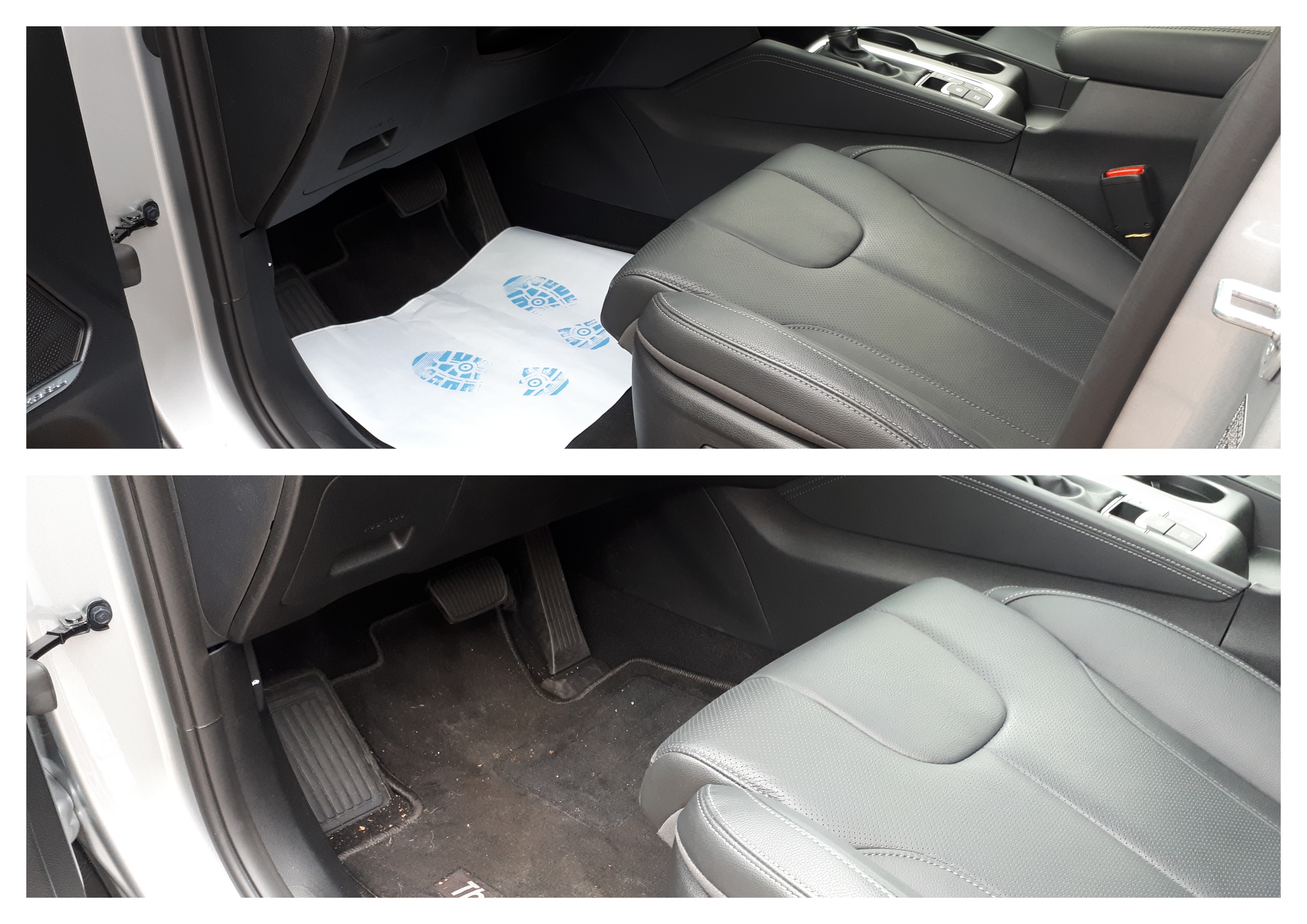 Fahrzeugpflege Neuwagen